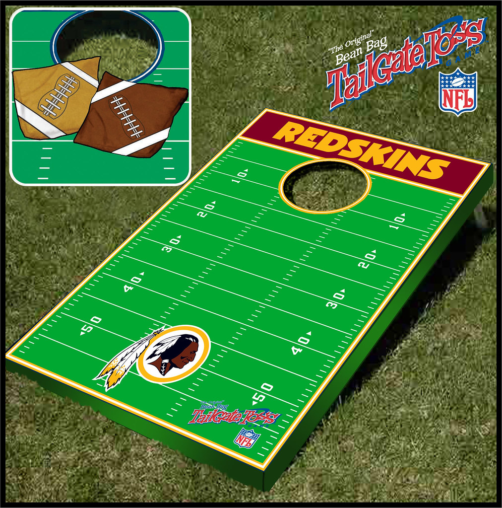 Phenomenal Washington Redskins Bean Bag Toss Game Buy Now Tailgat Uwap Interior Chair Design Uwaporg
