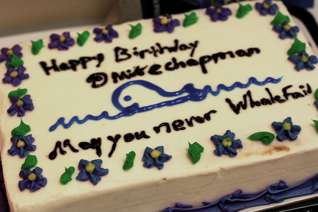 Happy Birthday Mike Chapman Summer Huggins Flickr