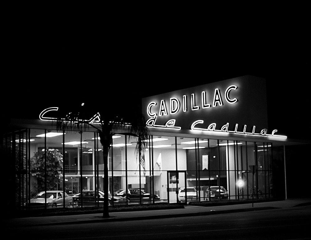 Casa De Cadillac Sherman Oaks Ca 1995 Scans From The A Flickr