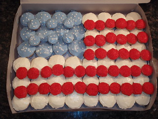 4th of July Cupcakes | by intheroad5250
