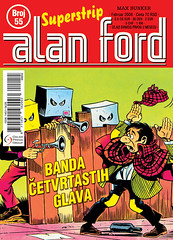 Alan Ford br. 55 | by alanfordcpg