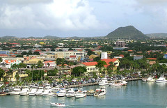 Aruba - Oranjestad from Ship | by roger4336
