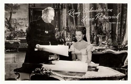 Romy Schneider, Ivan Petrovich