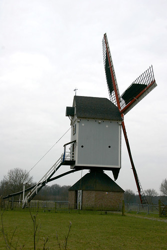 Buulmolen, Olen | by Erf-goed.be