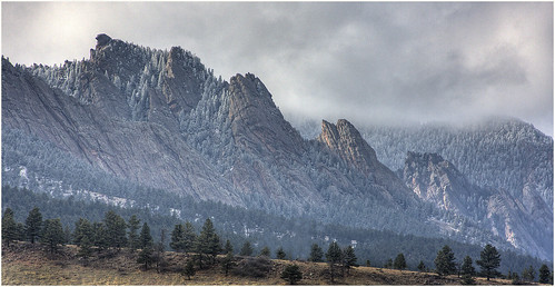 flatirons & clouds (1) | by Rich'sPics