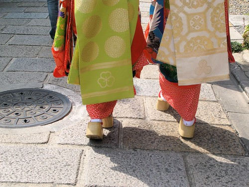 Walking Maiko