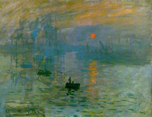 Pint Imp~A1.MONET.IMPRESIÓN.SOL NACIENTE. | by lyceo_hispanico
