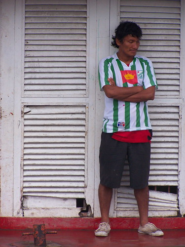 Deck Hand, Iquitos. Peru | by The Hungry Cyclist