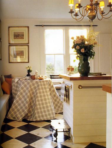 Cozy Kitchen And Bath