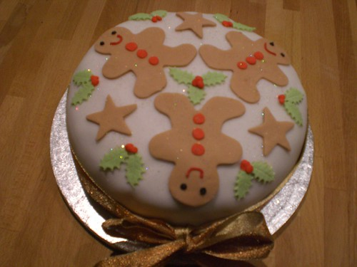 Christmas cakes | by bake-a-boo