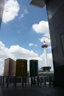 gratuitous kyoto tower shot | by Doctor Memory