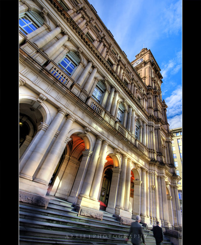 The Melbourne Town Hall :: HDR | by :: Artie | Photography :: Travel ~ Oct