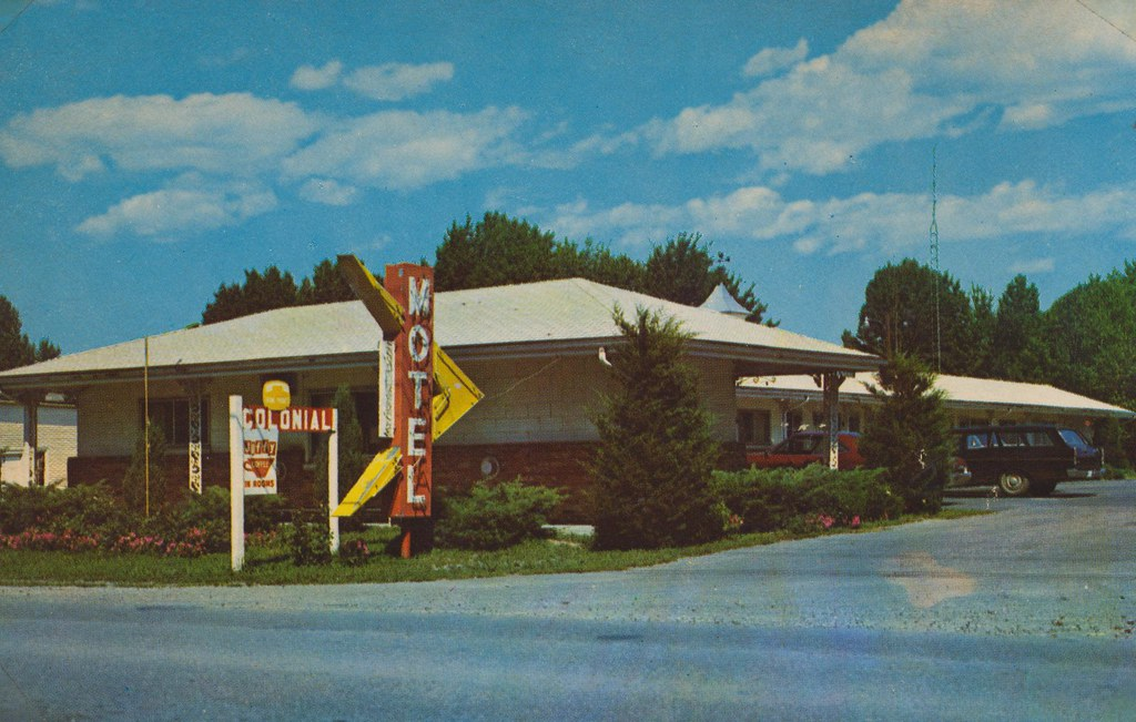 Colonial Motel - Beaver Dam, Kentucky