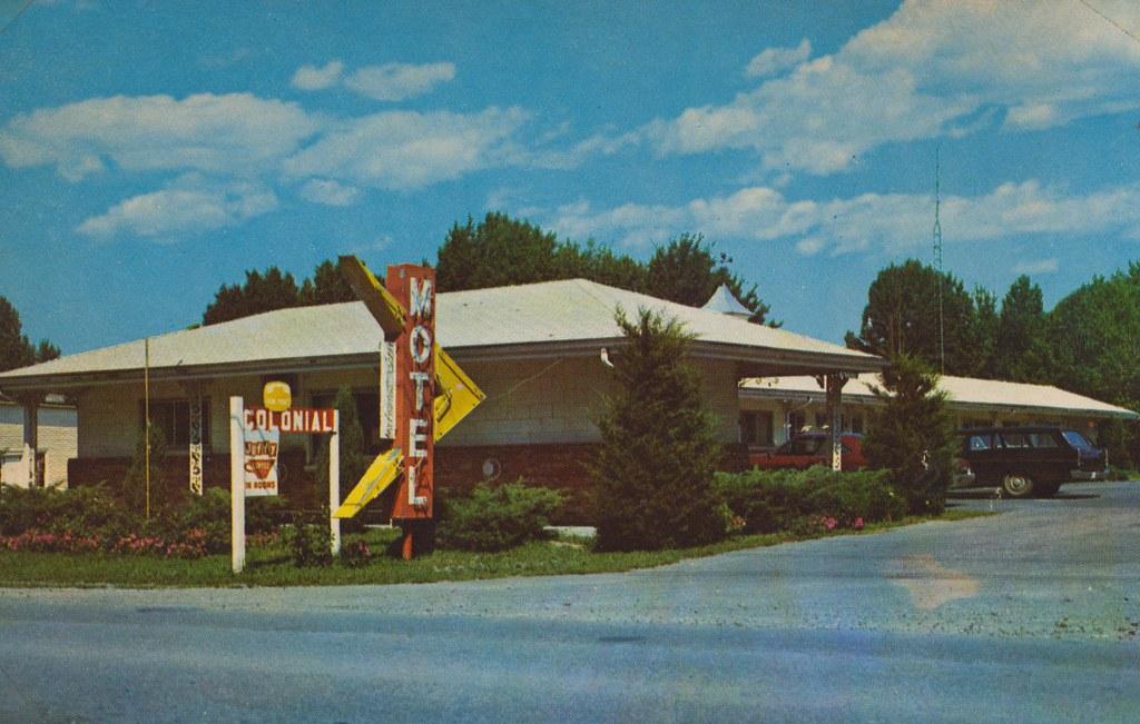 Colonial Motel - Beaver Dam, Kentucky