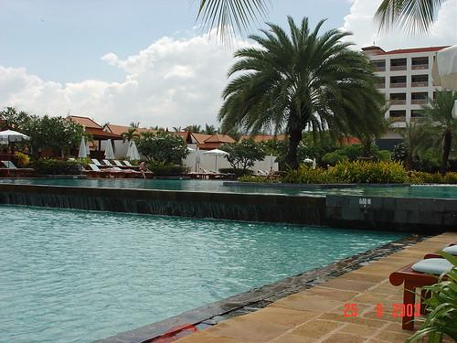 Hotel Dusit Thani Krabi Beach