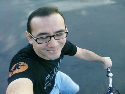 Cyclist T Shirt Design