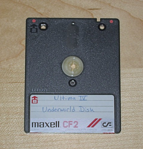 Compact Floppy Disk | by blakespot