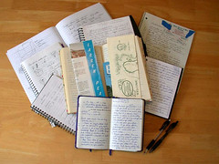 Notebook collection | by Dvortygirl