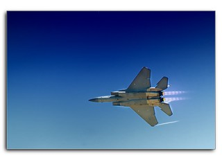 F15c Eagle ~ Sneak Pass | by JMR Visuals