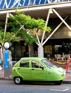 Electric Car Recharging Provo Ut