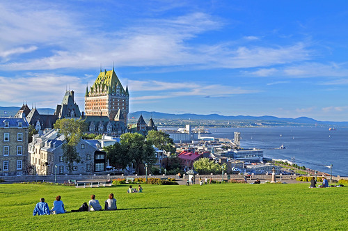 Quebec-7265 - View from Ramparts | by archer10 (Dennis) 146M Views