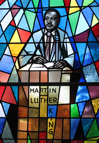 Dr. Martin Luther King, Jr. | by Loci Lenar