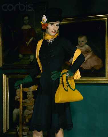 1941 Babe Paley | by Sacheverelle