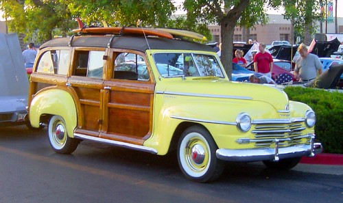 Plymouth Woodie | by gem66