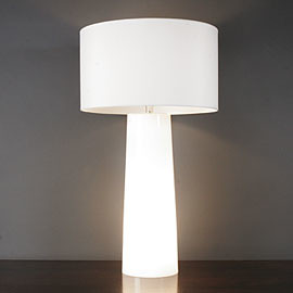 Genial ... Z Gallerie Colby Illuminated Base Table Lamp   $250 | By SarahKaron