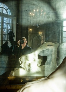 Self Portrait in Paris at the Rodin's Chateau | by Stuck in Customs
