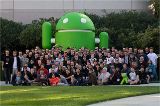 Group Photo - Android | by Austin Ziegler