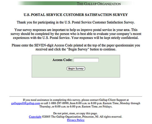 Customer Satisfaction Survey Questionnaire Fast Food