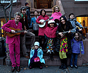 Dan Zanes and Friends (SF Performances) | by Contra Costa Times