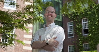 2011 Student Marshal Bradley DeMay, A&S Grad '11 | by Dartmouth Flickr