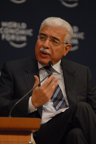Ahmed Nazif - World Economic Forum on the Middle East 2008 | by World Economic Forum