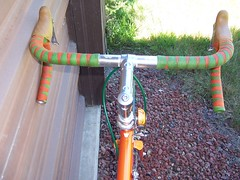 "Dream Bars with ""Harlequin"" Weave Bar Tape 