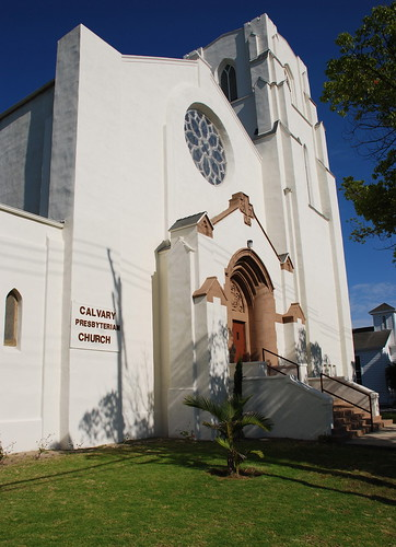 Calvary Presbyterian Church | by Floyd B. Bariscale