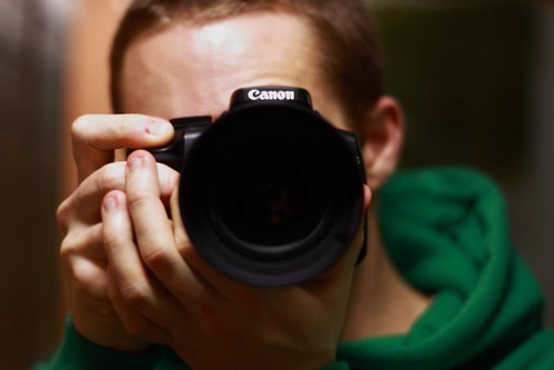 Canon Camera Portrait | by AdamSelwood