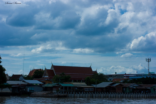 Along the Chao Phraya River | by Swami Stream