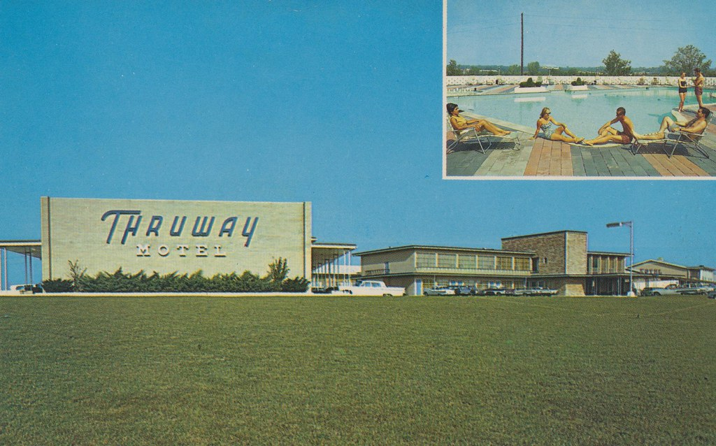 Thruway Motel - Albany, New York