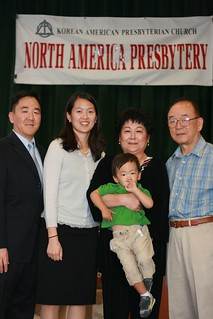 Elder Rhee & family | by jkimmsn