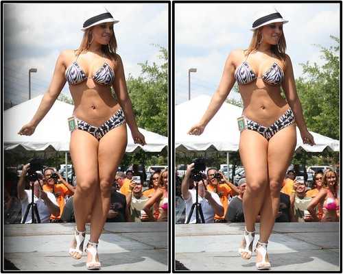 Miss Republic Bikini Contest Republic Harley Davidson St
