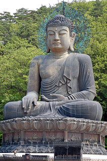 The Sitting Budda, Mt Seorakson, Kangwondo Province, Korea | by Nancie (Ladyexpat)