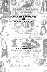 Pennell North Carolina | by Numismatic Bibliomania Society