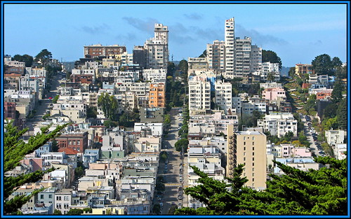 San Francisco hill | by Mike G. K.