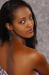 Beauties -- Miss Ethiopia Picture # 8583