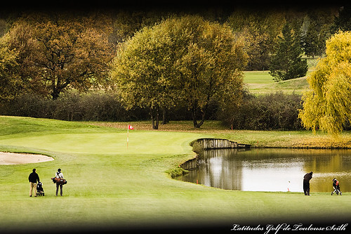 latitude golf de toulouse seilh view from my room it is t flickr. Black Bedroom Furniture Sets. Home Design Ideas