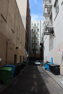 The Alleys of San Francisco | by throgers