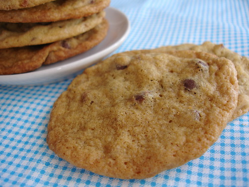 Dorie's best chocolate chip cookies / Os melhores cookies com gotas de chocolate da Dorie | by Patricia Scarpin