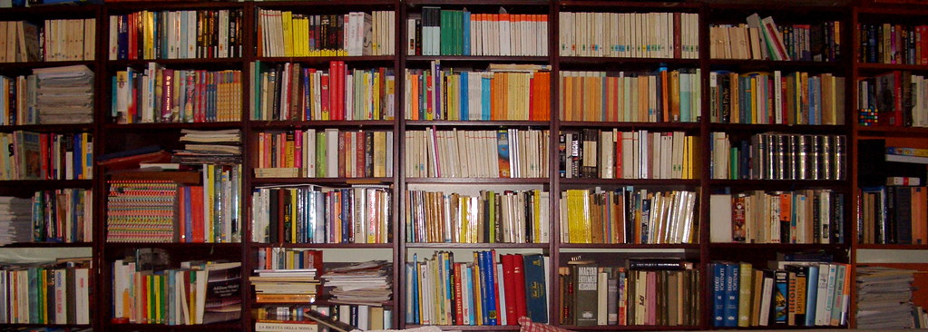 ... Bookshelf | by david.orban